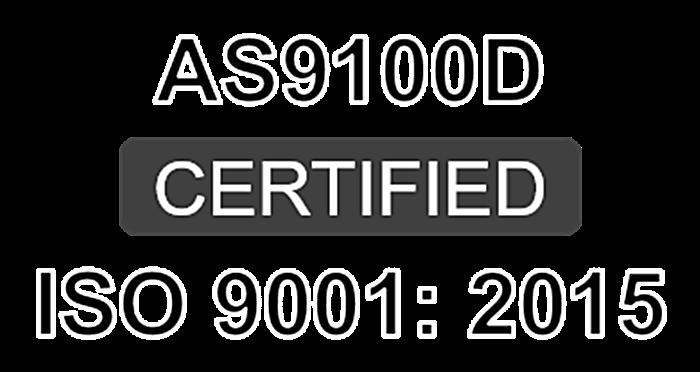 AS9100 Cert